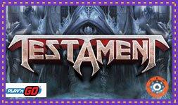 Présentation du jeu de casino en ligne Testament