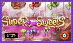 Présentation du jeu de casino Super Sweets