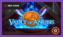 Présentation Du Jeu De Casino Vault Of Anubis