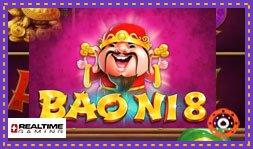 RealTime Gaming présente le jeu de casino Bao Ni 8