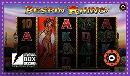 Respin Rhino de Lightning Box