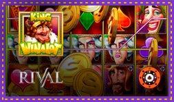 Rival Gaming annonce le jeu de casino King Winalot