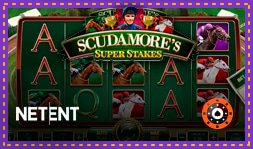 Scudamores Super Stakes débarque sur les casinos NetEnt