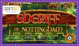 Sheriff Of Nottingham : Jeu de casino bientôt lancé