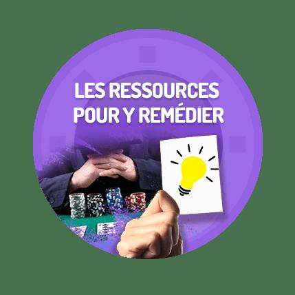 les ressources pour aider