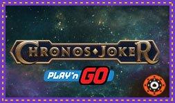 Sortie du jeu de casino en ligne Chronos Joker