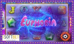 Sortie du jeu de casino en ligne Euphoria
