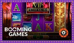 Sortie du jeu de casino en ligne VIP Filthy Riches