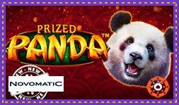 Sortie du jeu de casino français Prized Panda