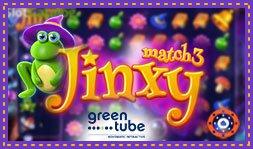 Sortie de jeu de casino de Greentube : Jinxy Match 3
