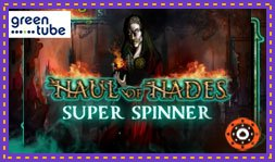 Sortie du jeu de casino Haul of Hades Super Spinner