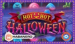 Sortie de jeu de casino : Hot Hot Halloween de Habanero