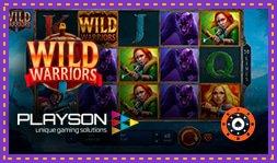 Sortie Du Nouveau Jeu De Casino Wild Warriors