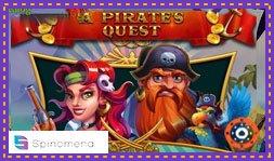 Sortie prochaine de jeu de casino en ligne A Pirate's Quest