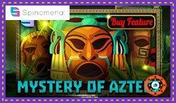 Spinomenal signe le jeu de casino français Mystery of Aztecs