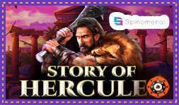 Story of Hercules : Jeu de casino de Spinomenal