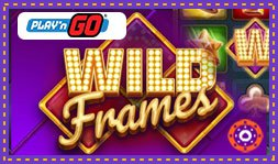 Nouveau jeu Wild Frames bientôt sur les casinos Play'n Go