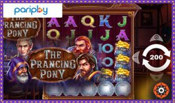 The Prancing Pony : Jeu de casino signé Pariplay