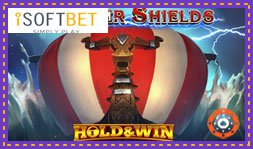 Thunder Shields est annoncé sur les casinos iSoftBet