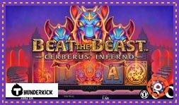 Thunderkick présente le jeu Beat the Beast: Cerberus' Inferno