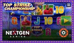 Top Strike Championship : Nouveau jeu de NextGen Gaming