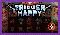 Trigger Happy : Jeu de casino en ligne de RTG