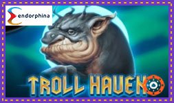 Troll Haven : Jeu de casino en ligne Endorphina