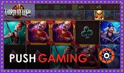 Turn It Up : Nouveau jeu de casino en ligne de Push Gaming