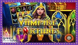 Vampire Fortunes : Un jeu de casino à thème nouvellement lancé