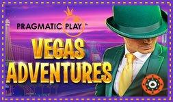 Vegas Adventures : Jeu de casino de Pragmatic