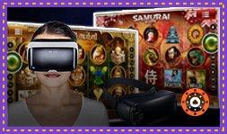 realité virtuelle et machines à sous
