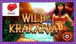 Wild Krakatoa : Jeu de casino français de 2by2 Gaming
