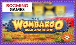 Wombaroo : Jeu de casino récent de Booming Games