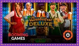 Wunderfest Deluxe : Nouveau jeu de casino de Booming Games