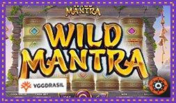Yggdrasil Gaming lance le jeu de casino Wild Mantra