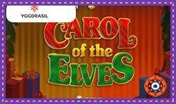 Yggdrasil Gaming vient de programmer Carol of the Elves