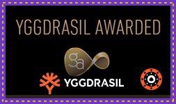 Yggdrasil Gaming : Innovator Supplier 2018